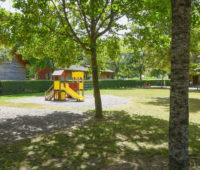 Aire de jeux du camping